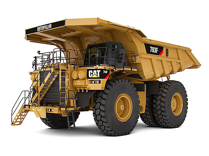 793F Mining Truck / Haul Truck | Caterpillar - Cat