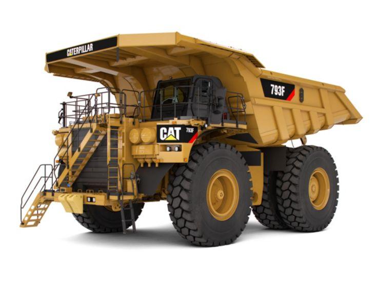 Off-Highway Trucks - 793F