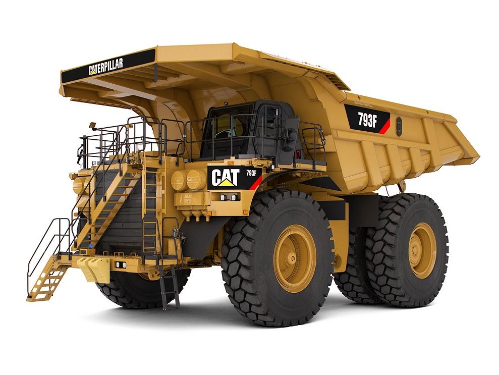 Cat Rock Truck For Sale