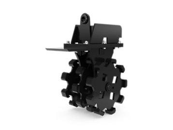 610 mm (24 in) 1 Ton, Pin Lock