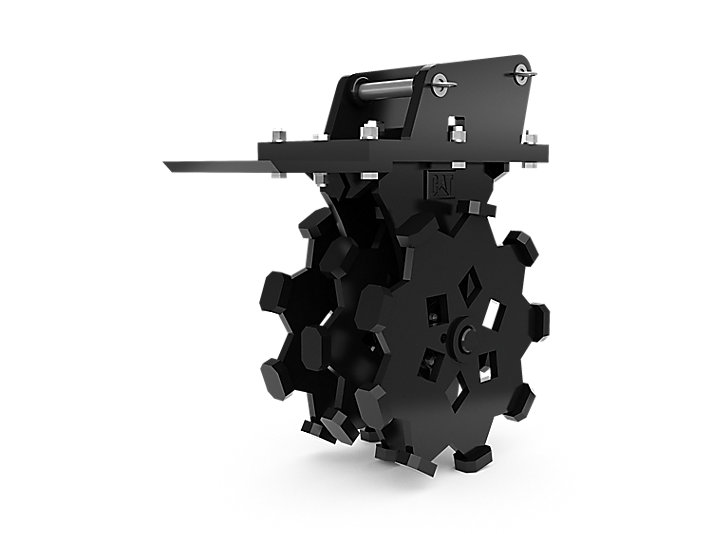 Compaction Wheels