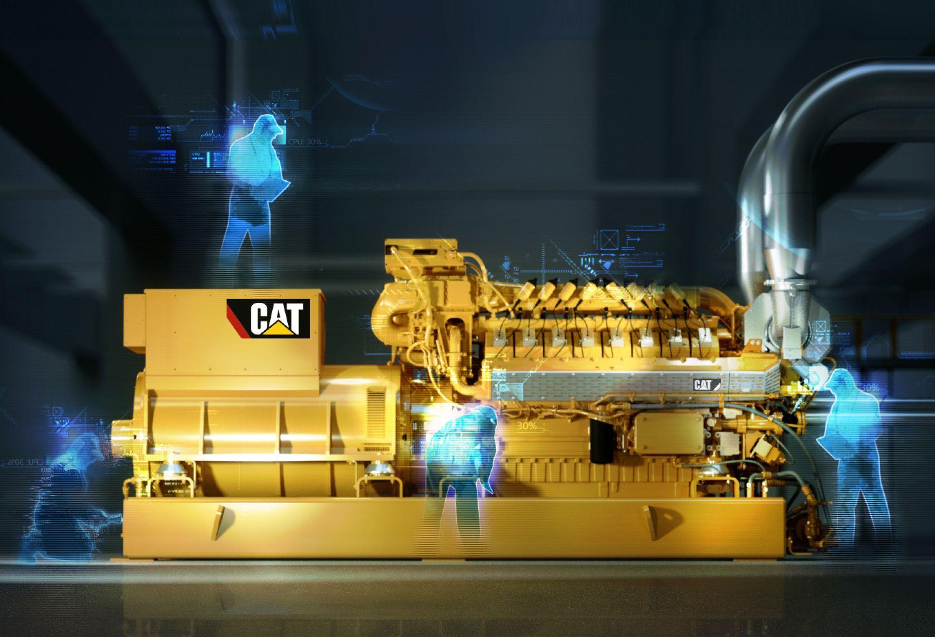 Cat | Electric Power News | Caterpillar