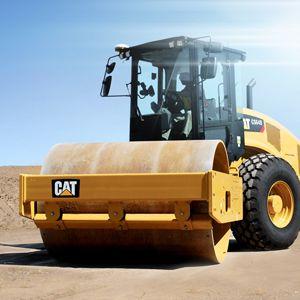 CS64B Vibratory Soil Compactor>