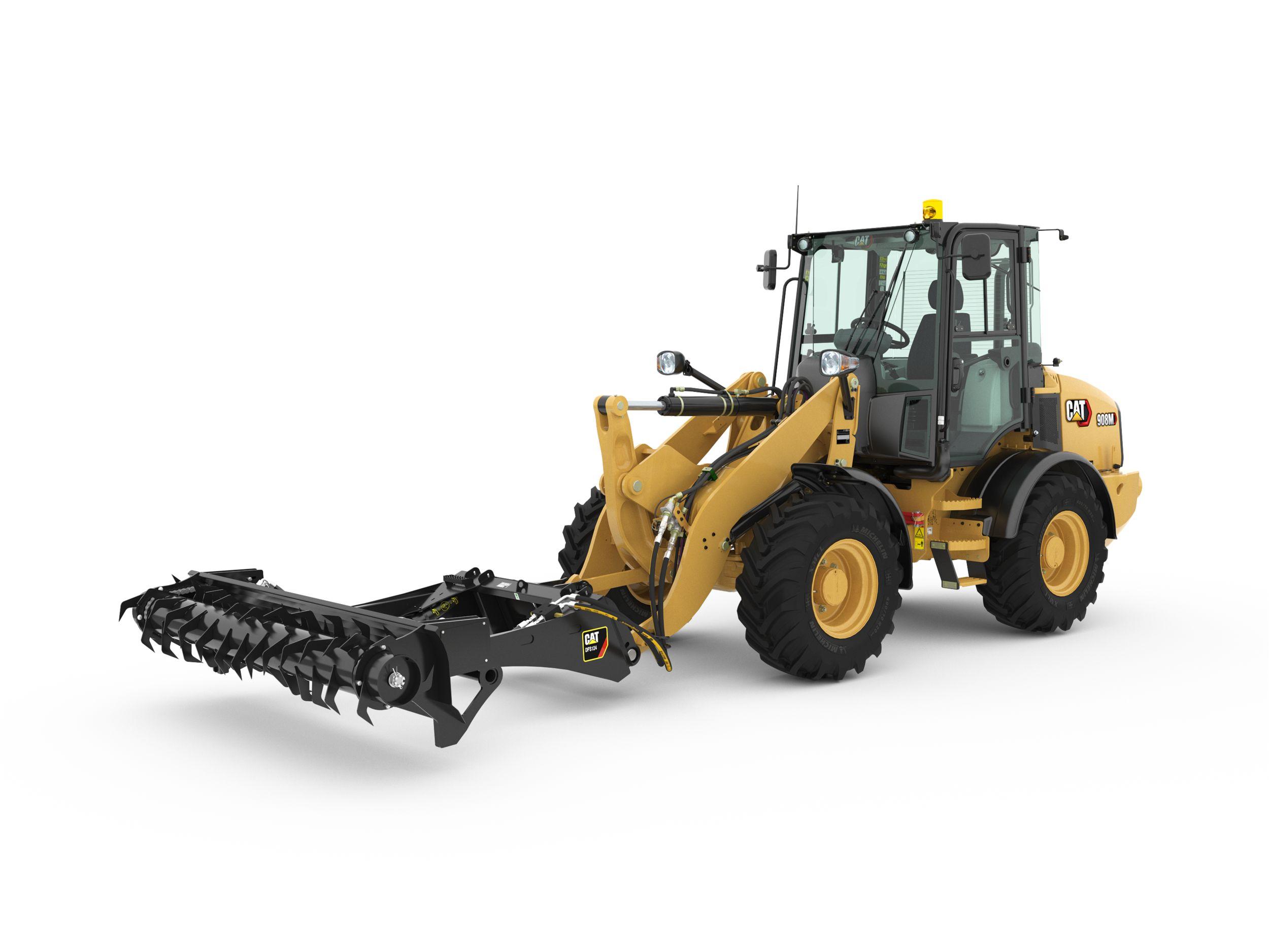 908M Ag Handler - Agricultural Arrangement