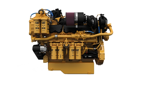 Cat C32 Marine Propulsion (US EPA Tier 4 / IMO III)