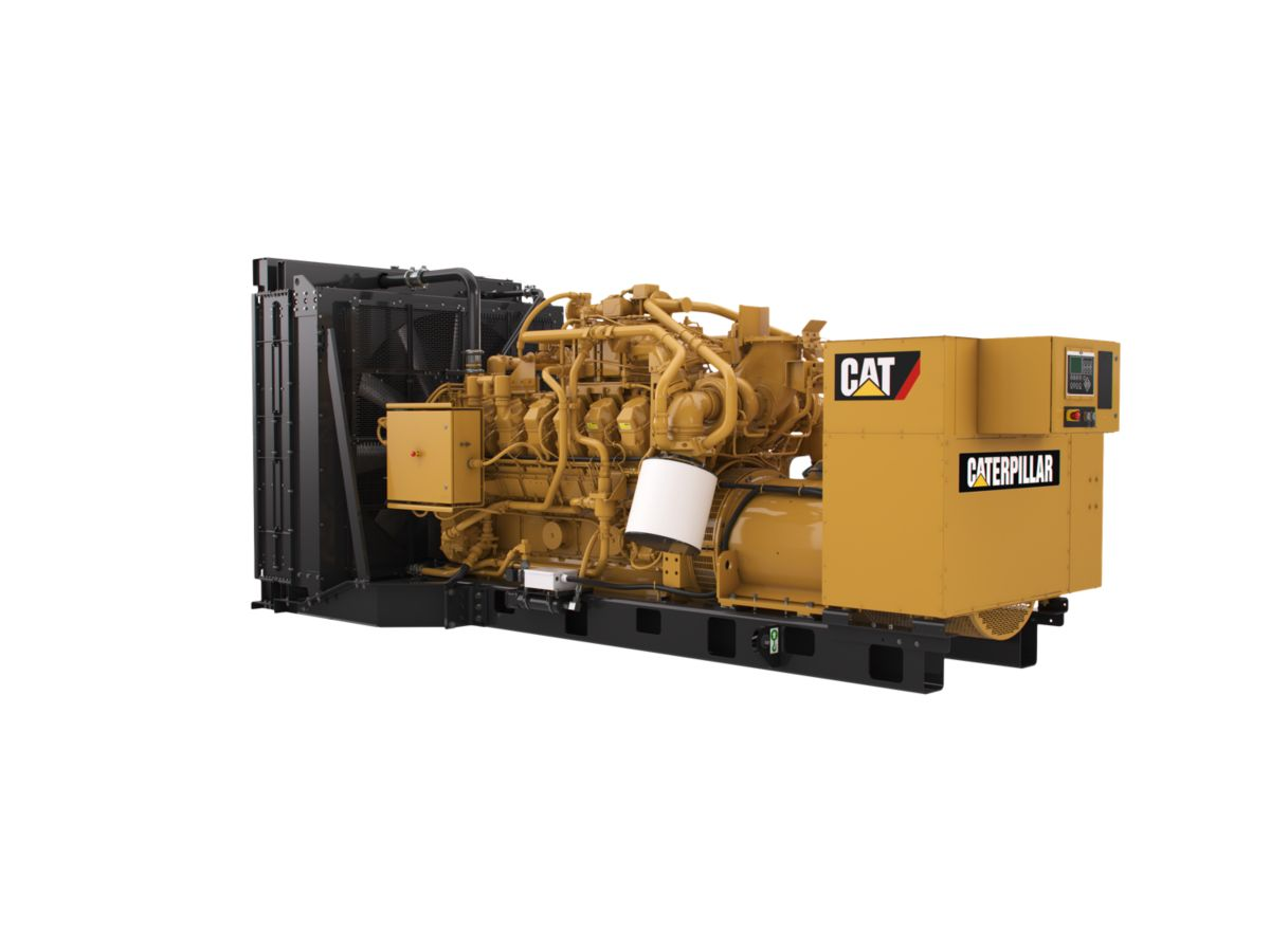 G3512 Gas Generator Set