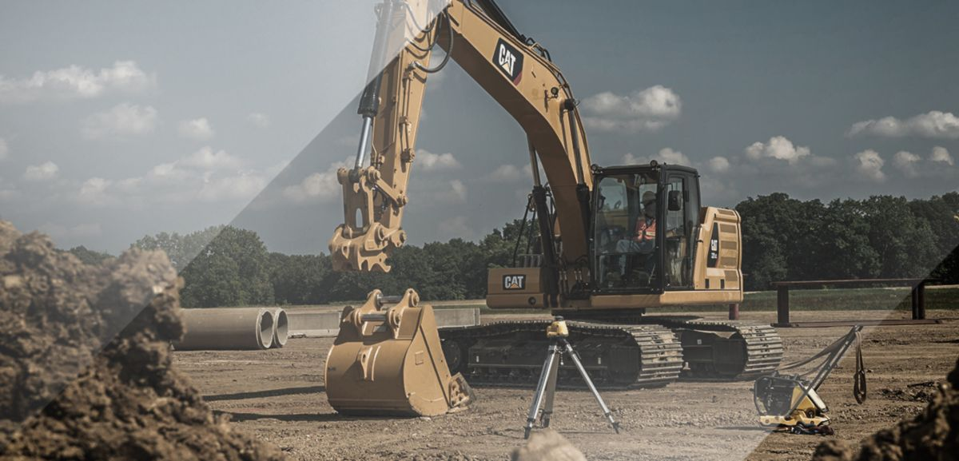Excavator Line Up