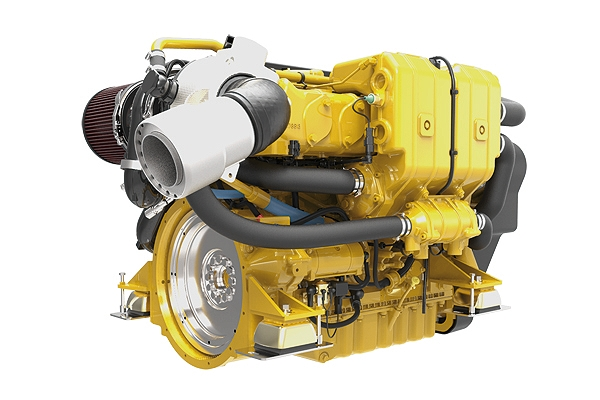 C7 1 Marine Auxiliary Engine (U S  EPA Tier 3 / IMO II