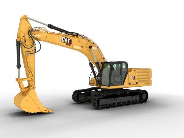 Excavadora Grande336