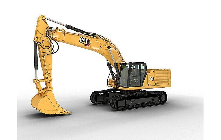 Excavators - 336