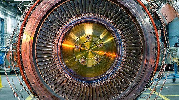 Gas Turbine Solar Turbine