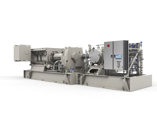 Spartan Electric Motor Drives for Gas Compression