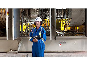 Gas Turbine Overhaul