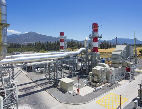 22 MWe Combined Heat And Power Direct Drying And Cogeneration - CMPC Tissue, S.A.