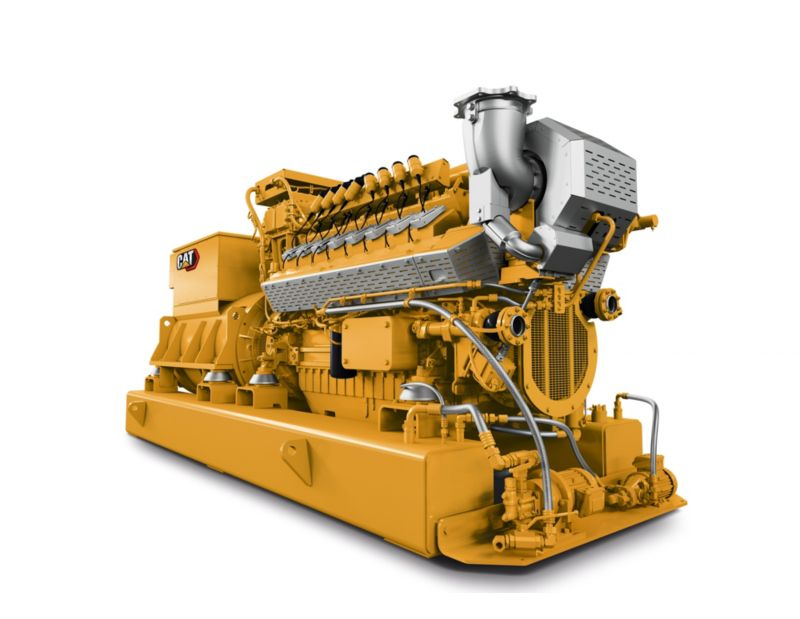 CG132B-16  Gas Generator Sets