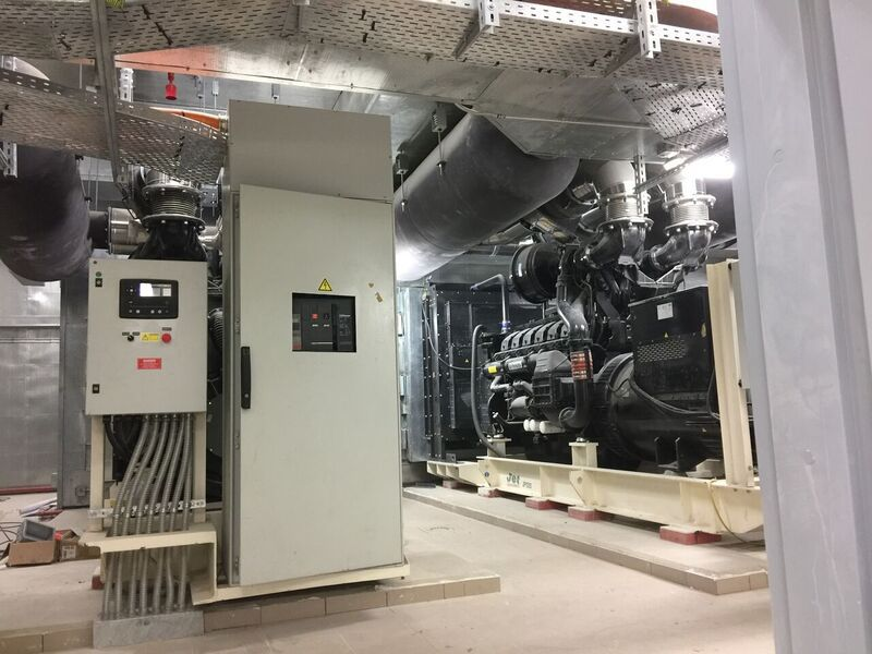 Four megawatts of Perkins power supports luxury living in Lebanon