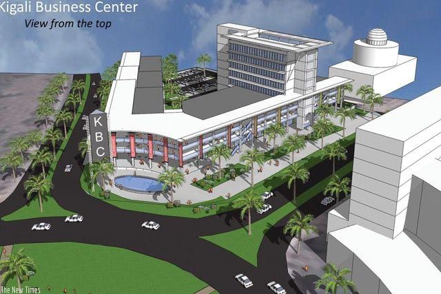 Arken meets energy needs of Kigali Business Center