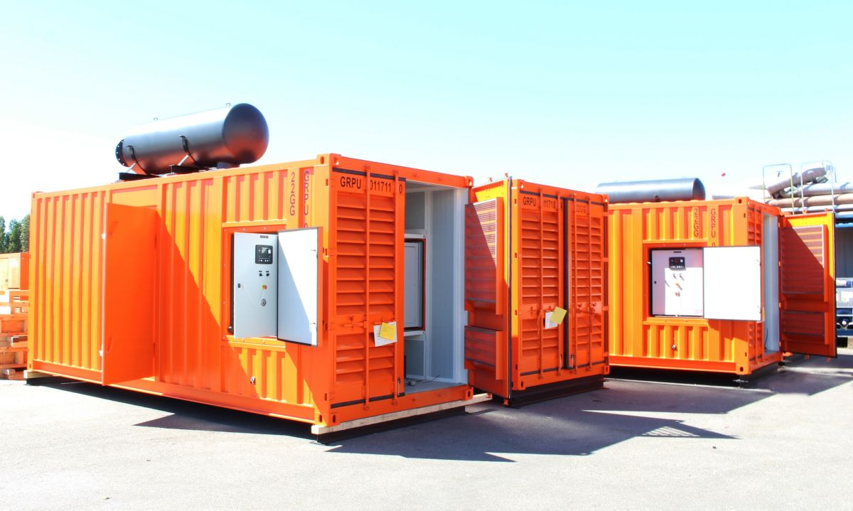 Grupel switches on 30 MW of flexible power in Africa