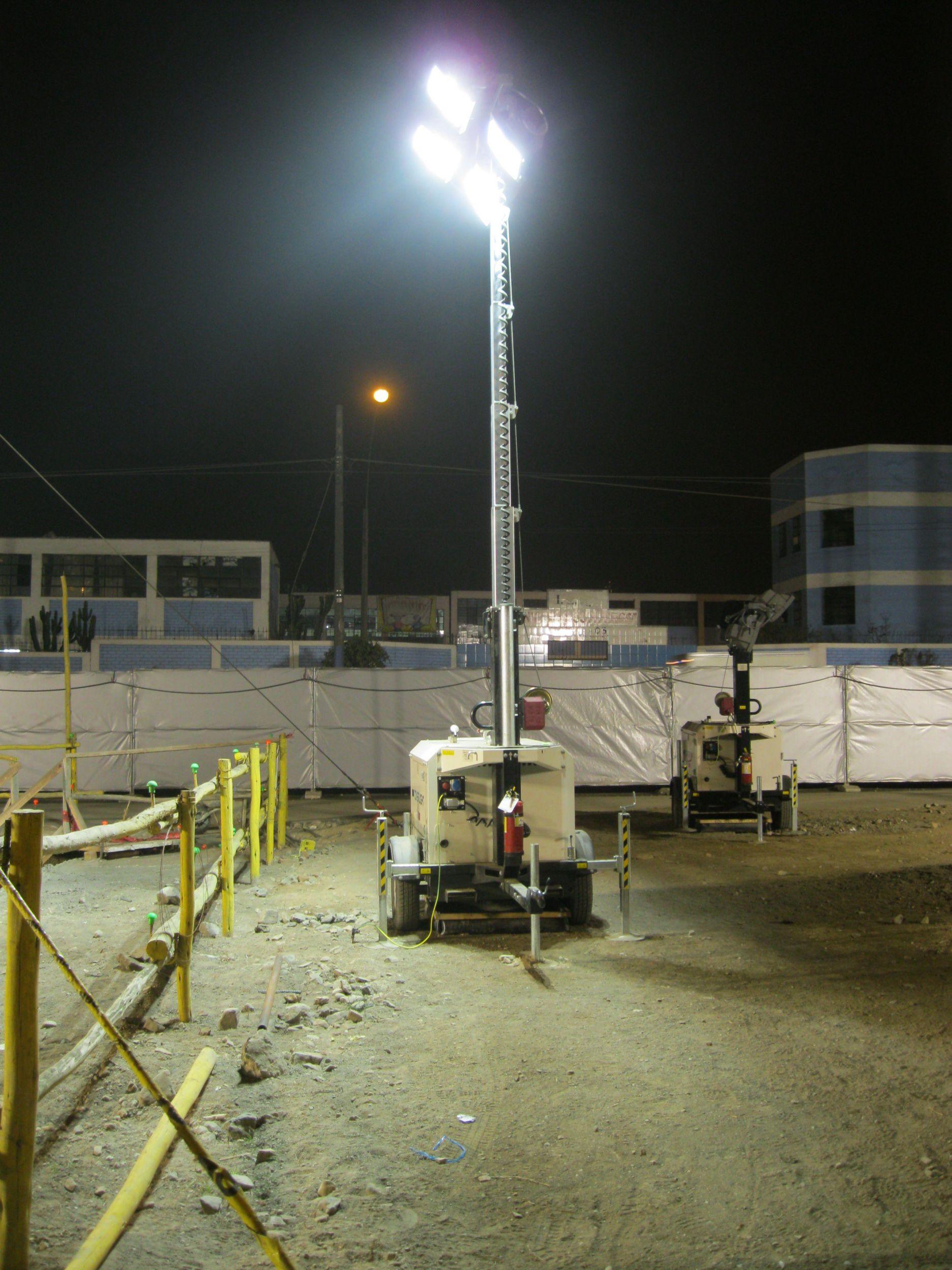 Generac lights the way for builders in Benin