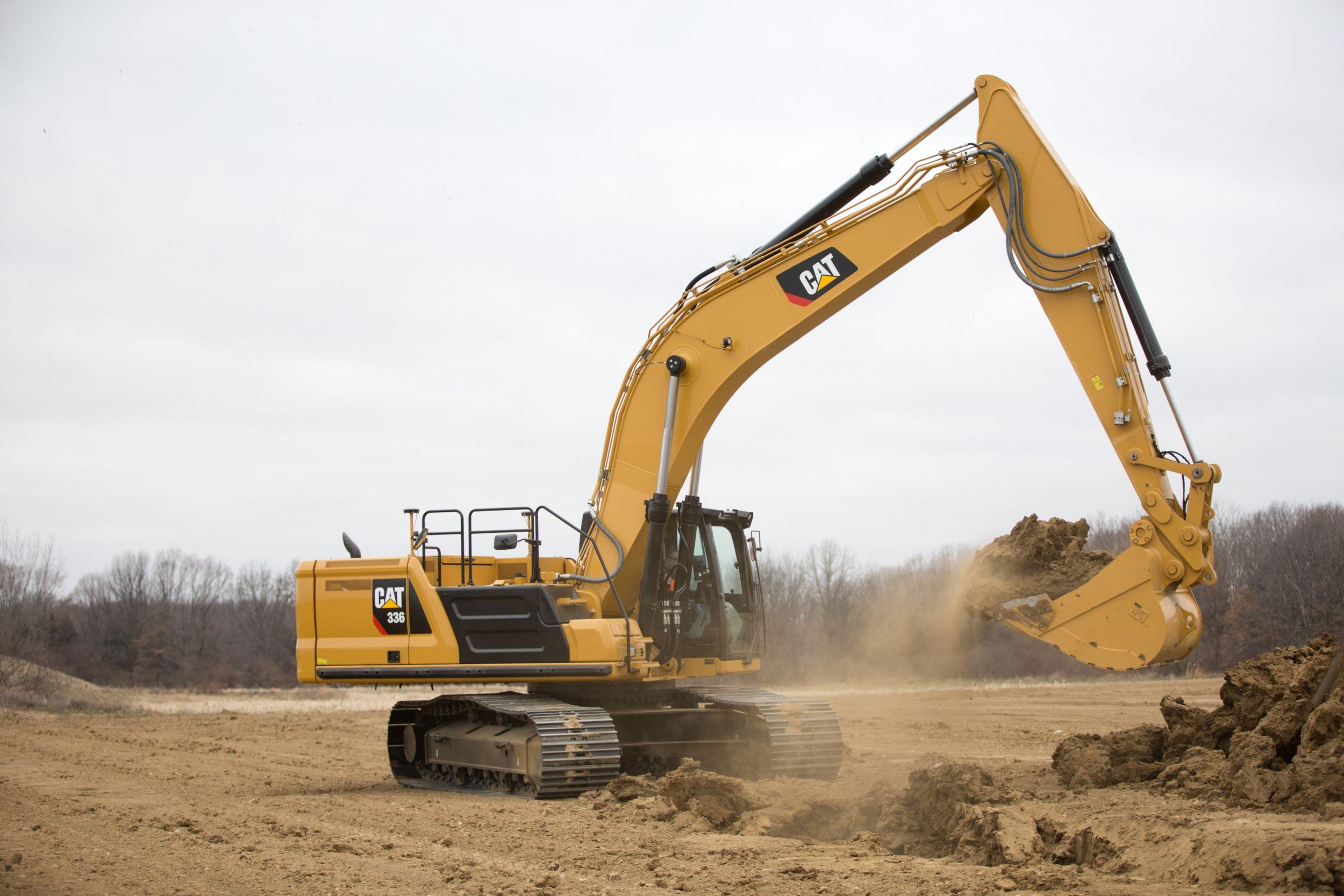 336 Hydraulic Excavator>