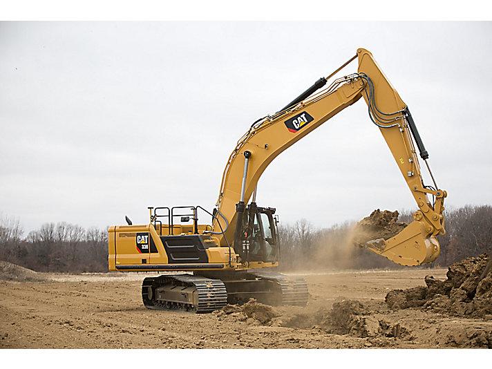 Cat | 336 Hydraulic Excavator | Caterpillar