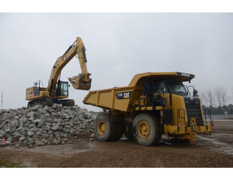 336 GC Hydrauluc Excavator