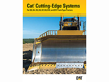 Cat   Cat® Cutting Edge Systems   Caterpillar
