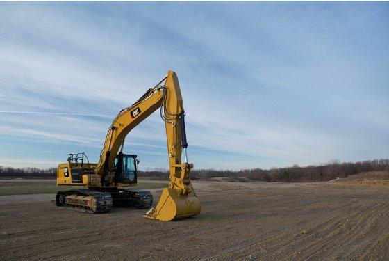 336 Hydraulic Excavator, Large Excavators - Gough Cat