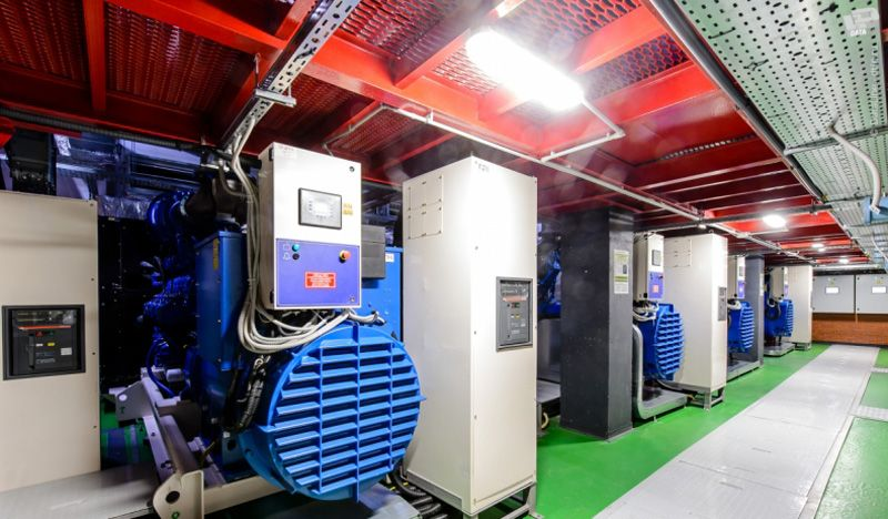 FG Wilson Powering One of Russia's Largest Data Centres
