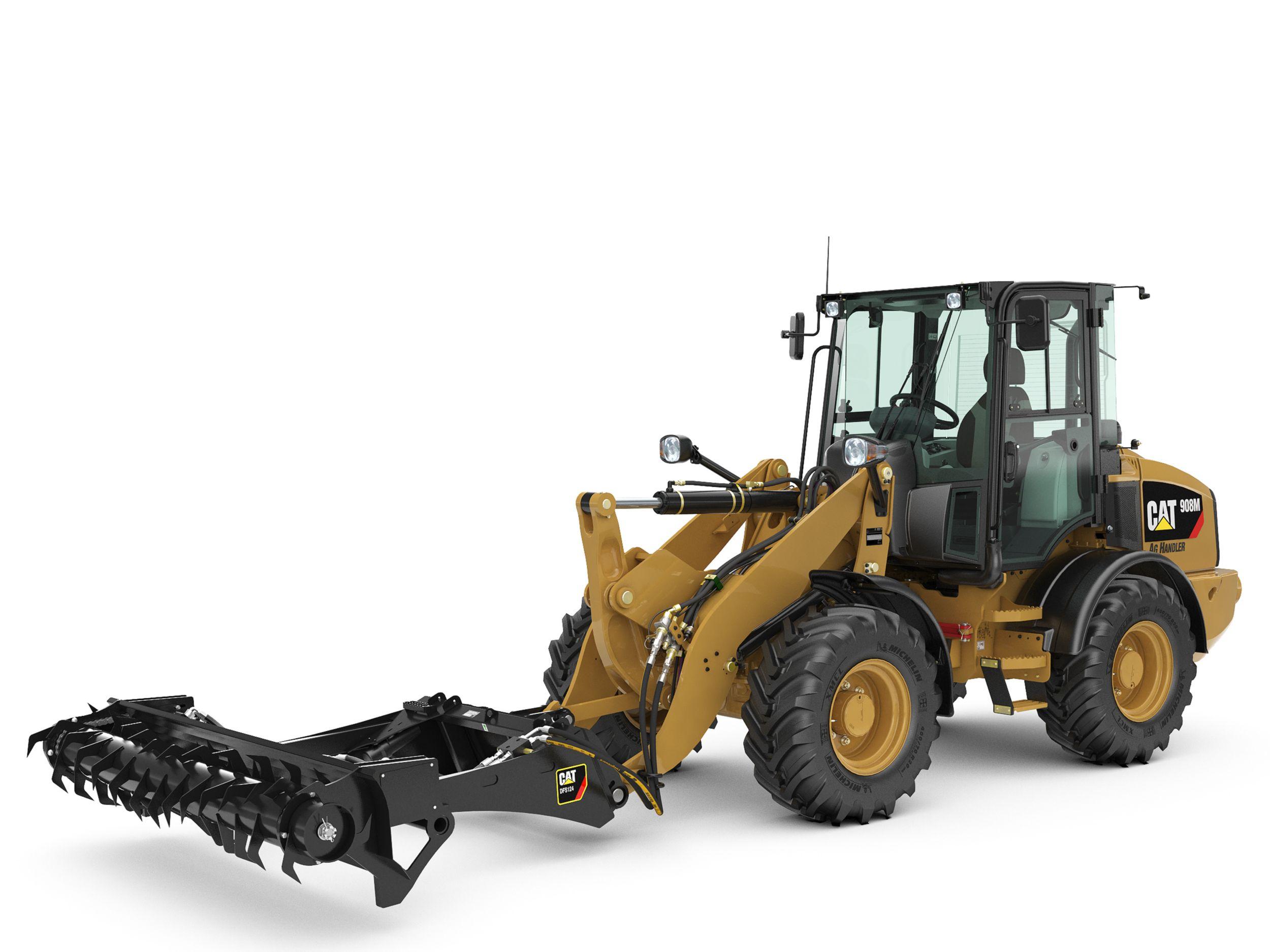 New Caterpillar 908M Ag Handler