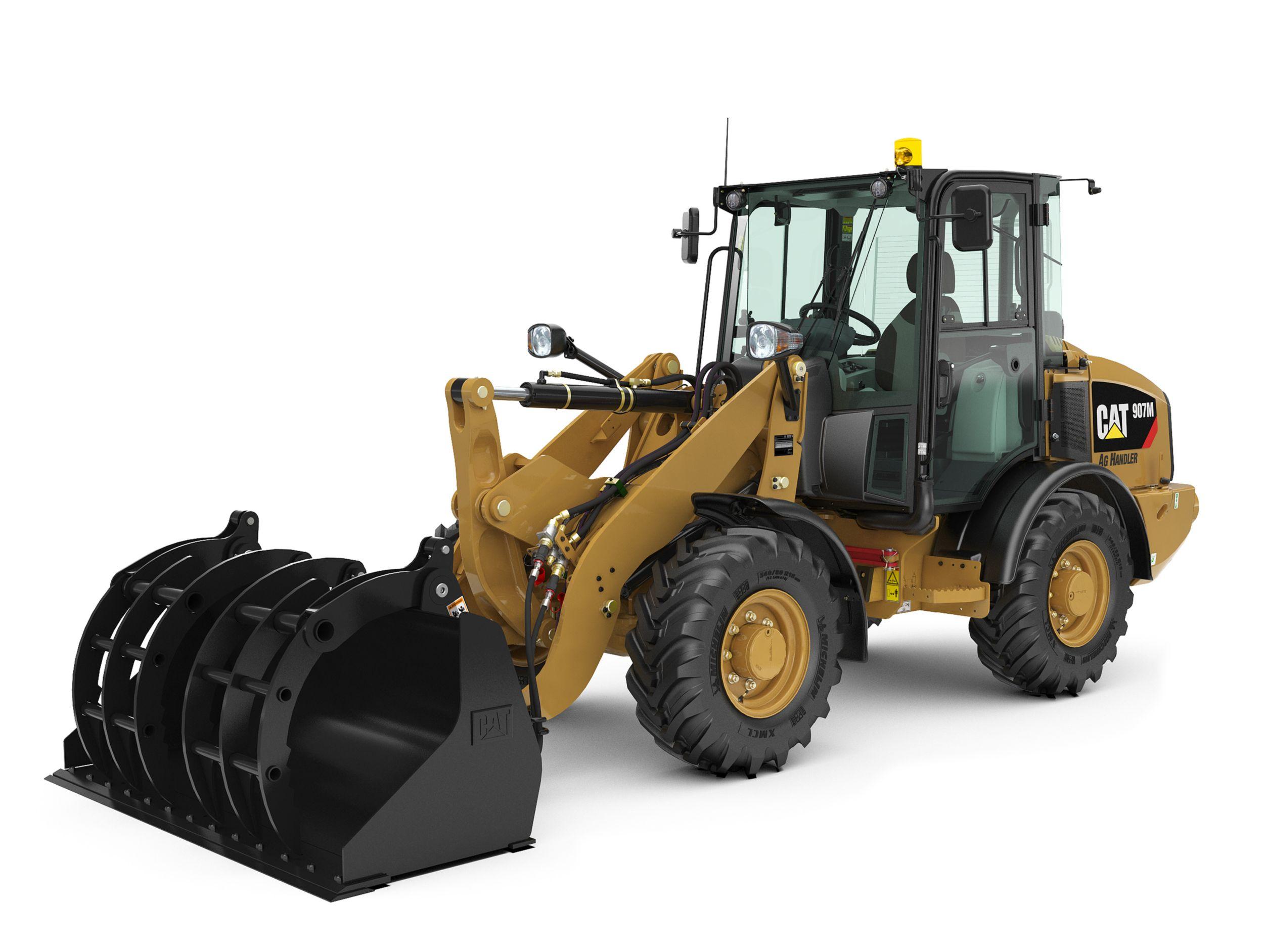 New Caterpillar 907M Ag Handler