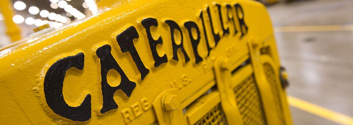 Caterpillar Archive