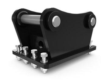 8 Ton Mounting Bracket - Pin On