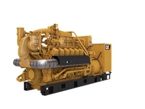 G3516E   Gas Generator Sets