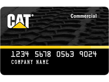 Cat Credit Card