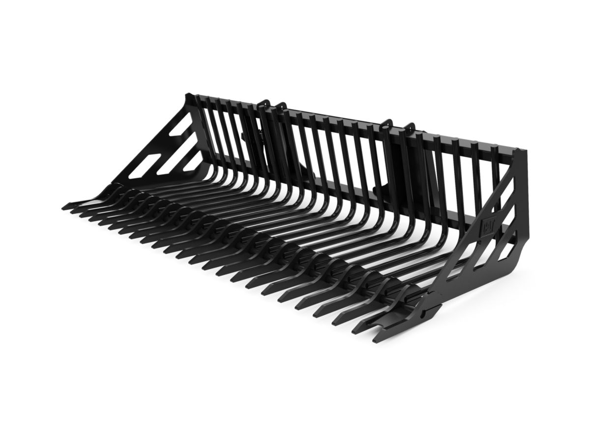 2206 mm (87 in) Rod Tine Style Skeleton Bucket