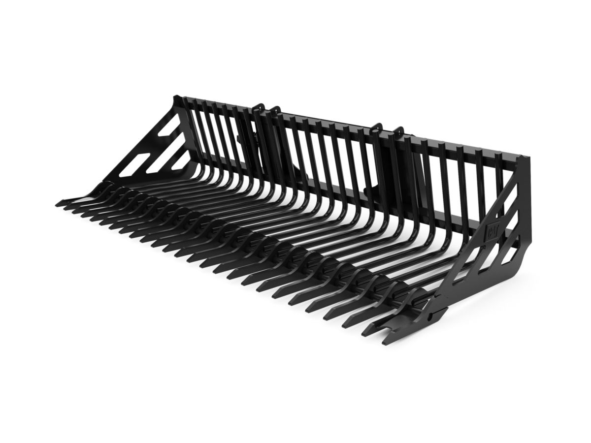 2397 mm (94 in) Rod Tine Style Skeleton Bucket