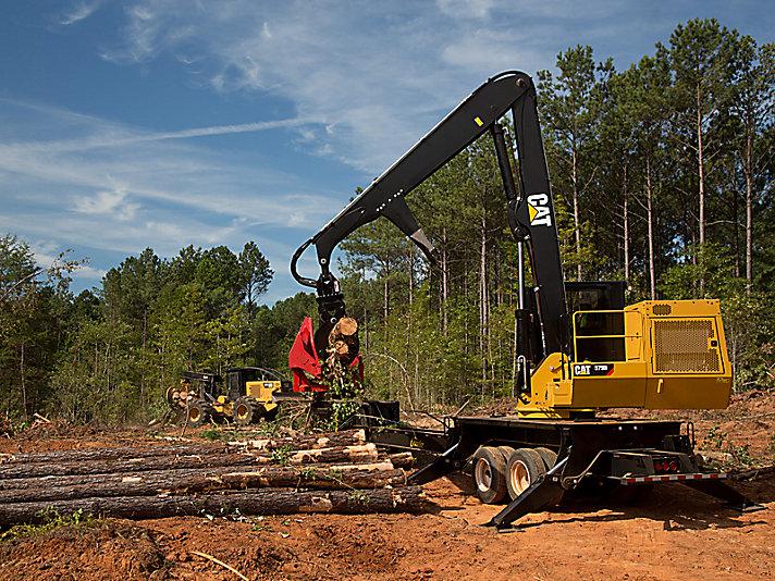 Caterpillar 330DFMLLA - Knuckleboom loaders - Forestry ...   Cat Forestry Equipment
