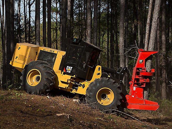 Cat | Logging Equipment | Forestry Equipment | Caterpillar