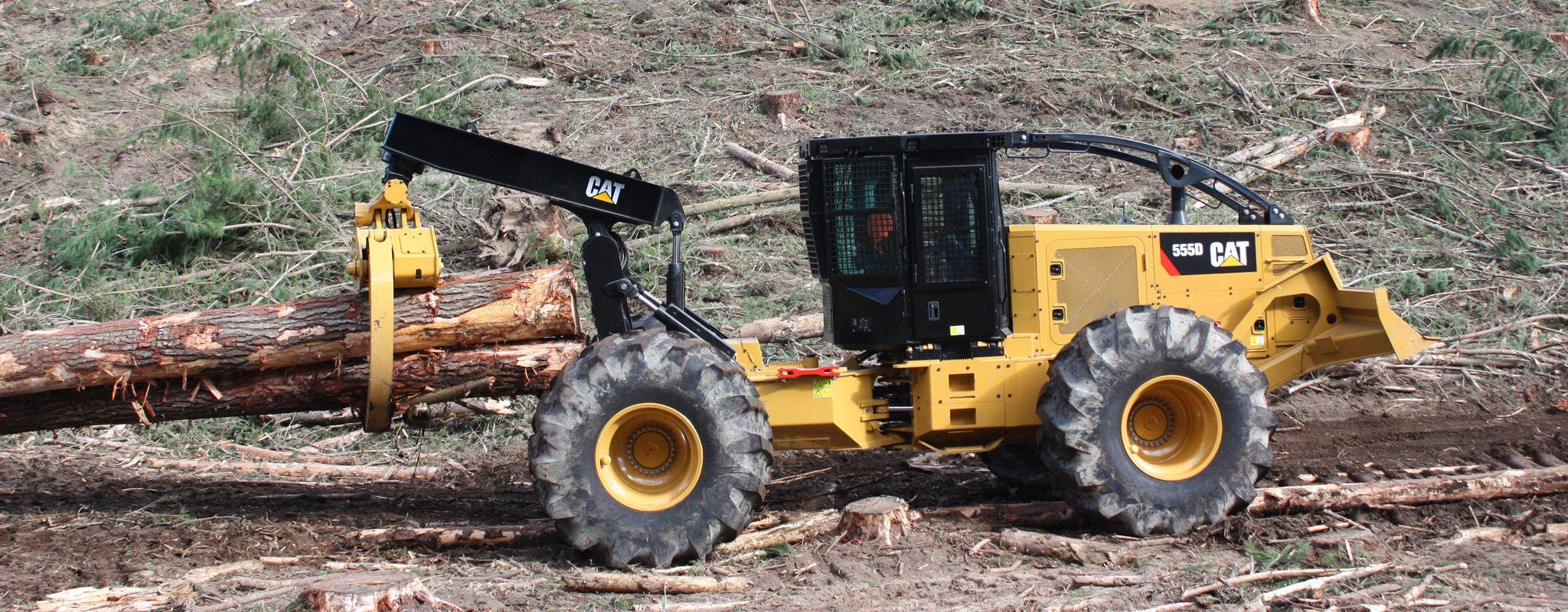 100+ Machines Used For Logging – yasminroohi