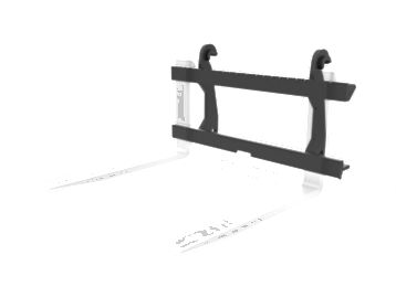 1550 mm (61 in) - Pallet Fork Carriages