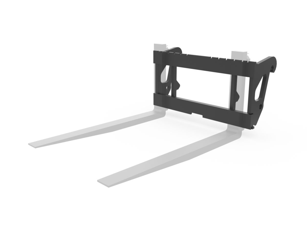 1042 mm (41 in) Pallet Fork Carriage