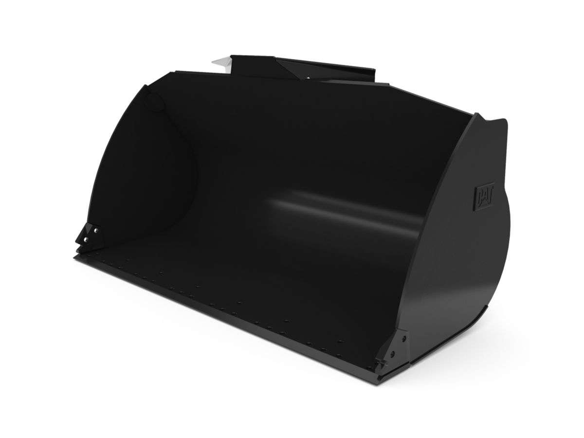 2.3 m3 (3.0 yd3) ISO Coupler General Purpose Bucket - Performance Series
