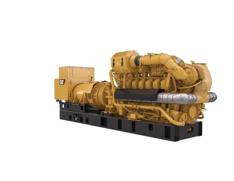 G3512H  Gas Generator Sets 60Hz