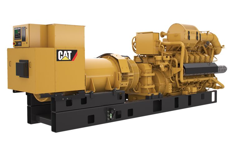 Gas Generator G3512H