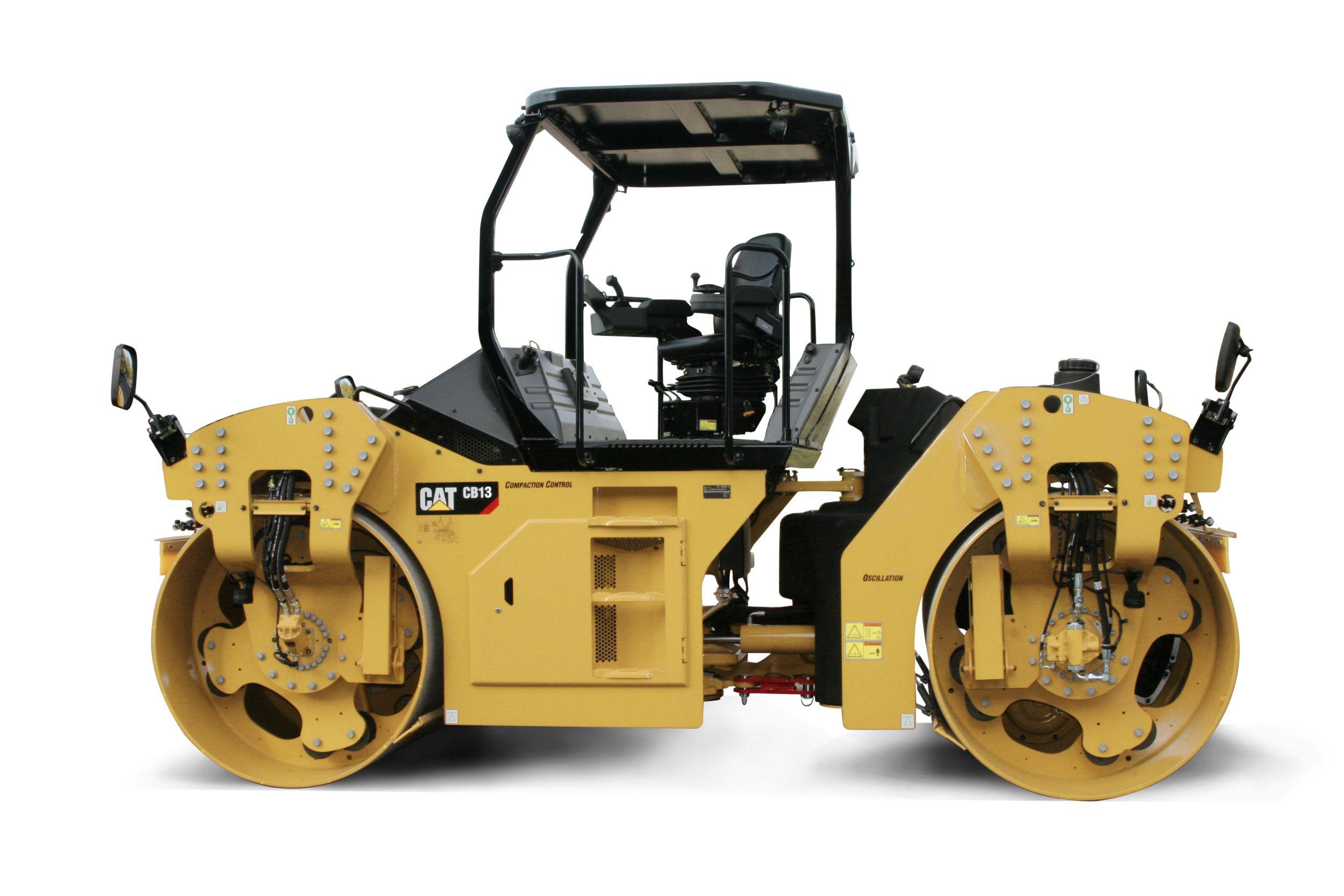 product-CB13 Tandem Vibratory Compactor