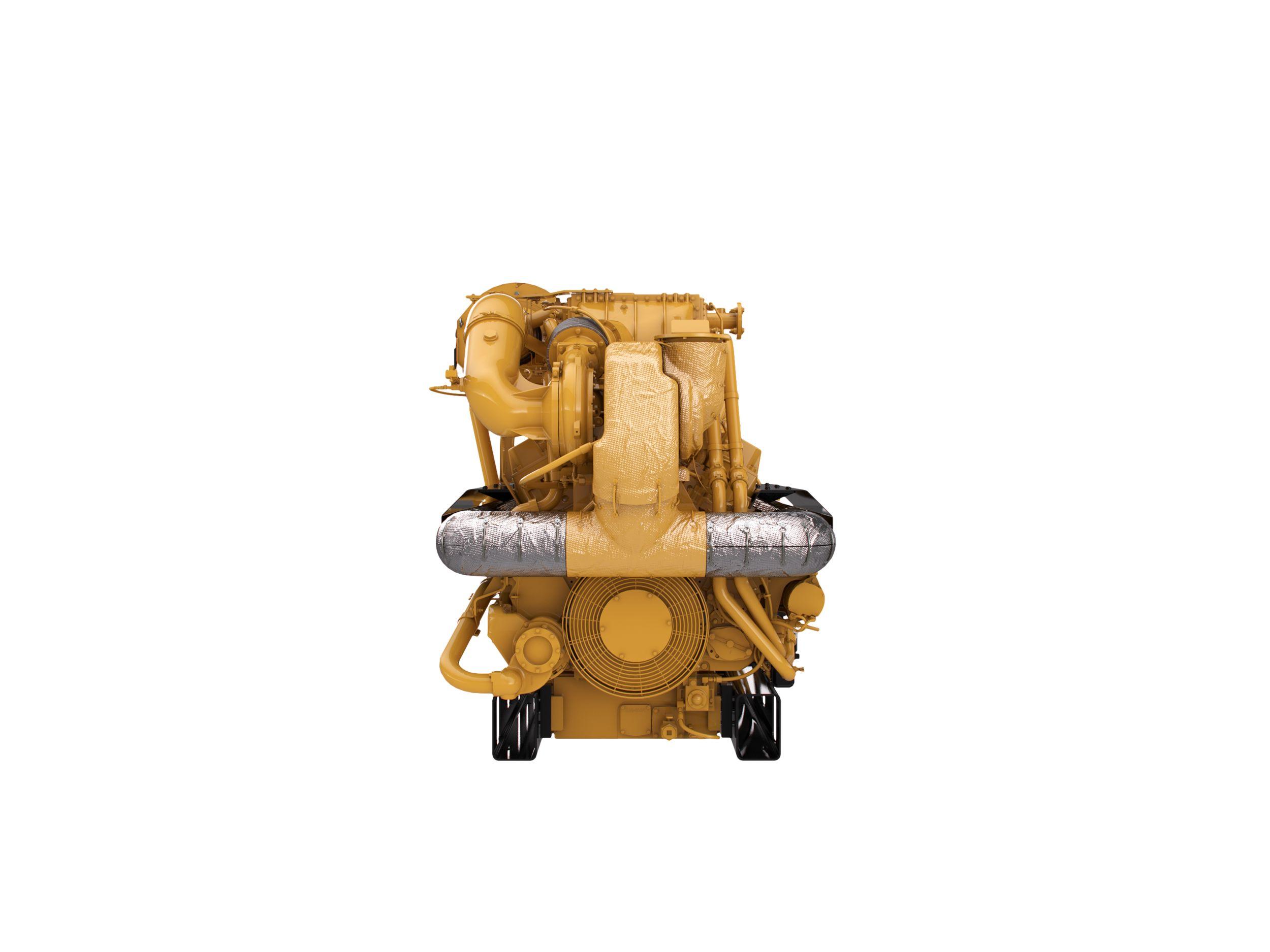Gas-Stromaggregat G3512H