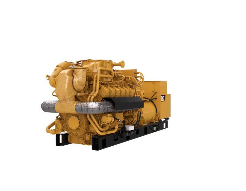G3512H  Gas Generator Sets 50Hz