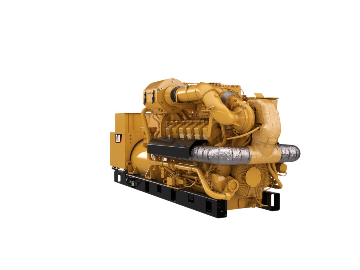 G3512H  Gas Generator Sets 50Hz