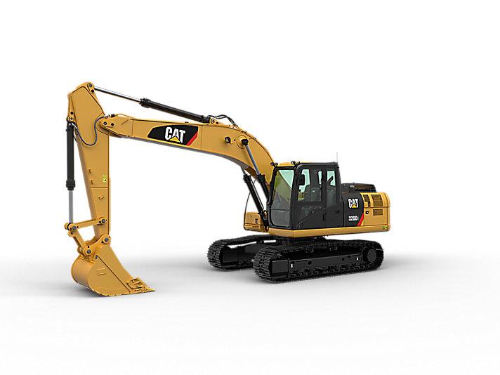 Cat | 320D3 Hydraulic Excavator | Caterpillar